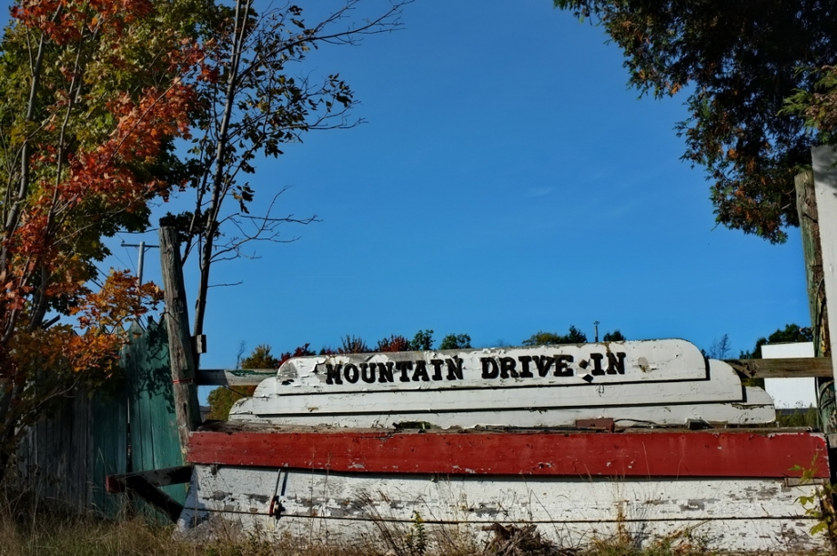 Mountain Drive-In