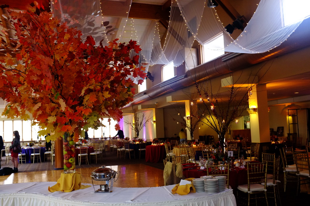 Fall Weddings at The Coppertree Restaurant