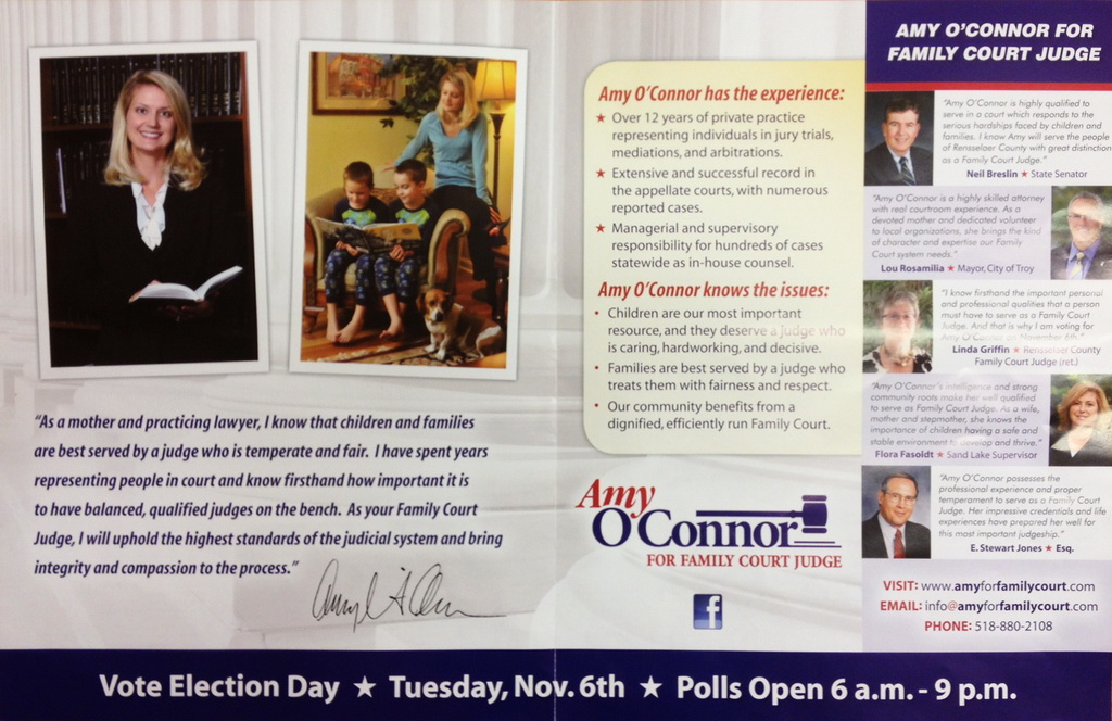 Amy O'Connor for Family Court » Iannelli Photography